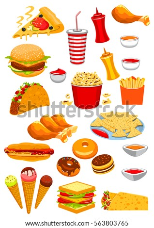 Vegetarian food symbols fruits vegetables design stock for Artistic argentinean cuisine