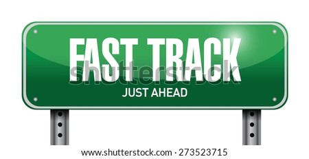 Fast Track Banco de imágenes. Fotos y vectores libres de derechos ...