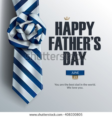 Father'??s Day Card Design.