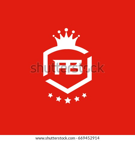Fb logo stock vector 669452914 shutterstock fb logo stopboris Images