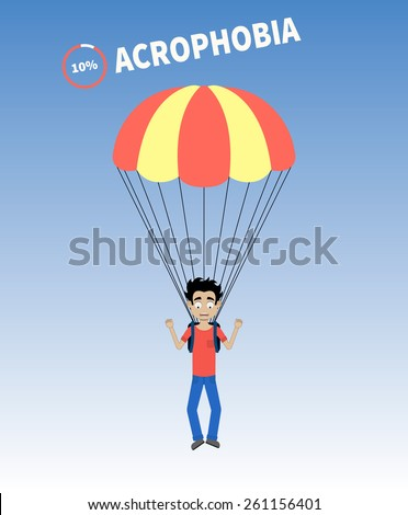 acrophobia fear of heights essay