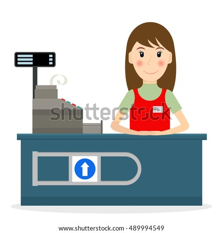 cashier stock images royalty free images vectors shutterstock
