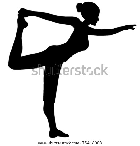 jazz dancer silhouette stock images  royalty free images free vector dance silhouette disco dancer silhouette vector