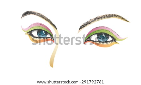 Makeup for baggy eyes