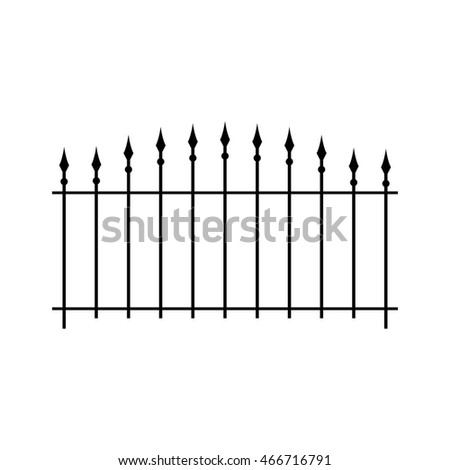 fence  patterns vector