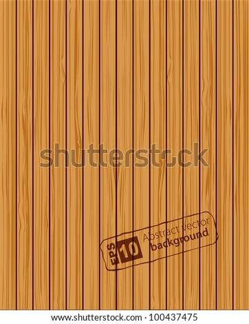 Fence. Vector - stock vector