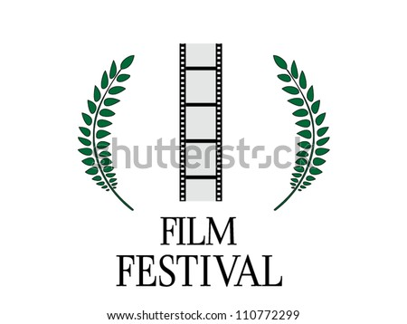 Film Festival 1 - stock vector