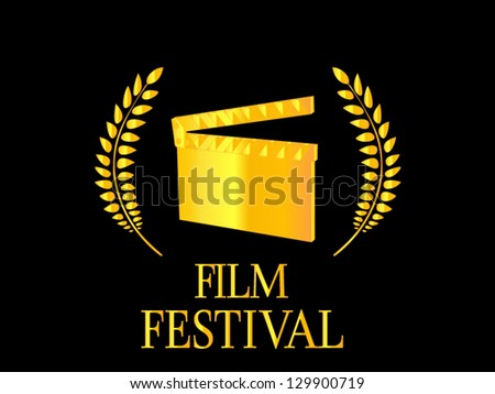 Film Festival 4 - stock vector