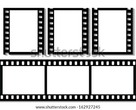 Film Strip, Vector