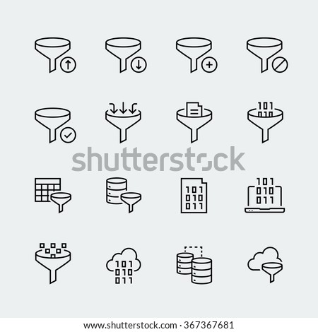 funnel stock images  royalty