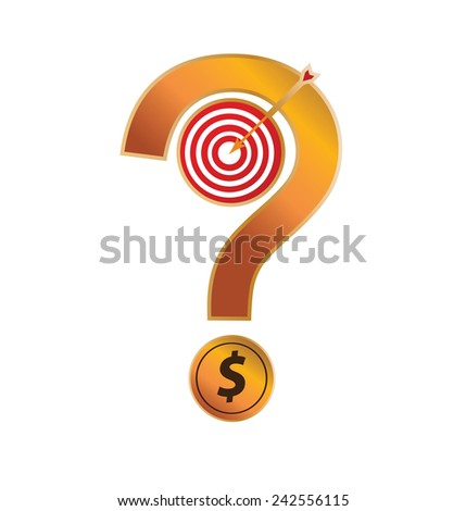 Financial and business concept. vector illustration. - stock vector