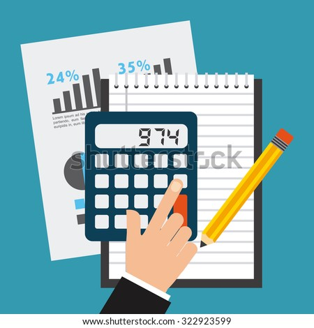 Calculation stock images royalty free images vectors for Household bargaining and the design of couples income taxation