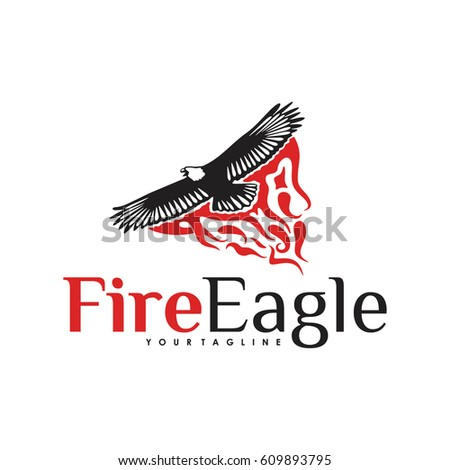 Eagle Fire Art Stock Images, Royalty-Free Images & Vectors ...