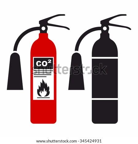 fire extinguisher sign stock images royaltyfree images