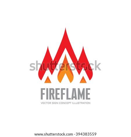 flame logo stock photos royaltyfree images amp vectors