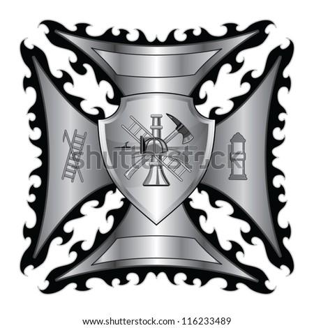 fire department logo template