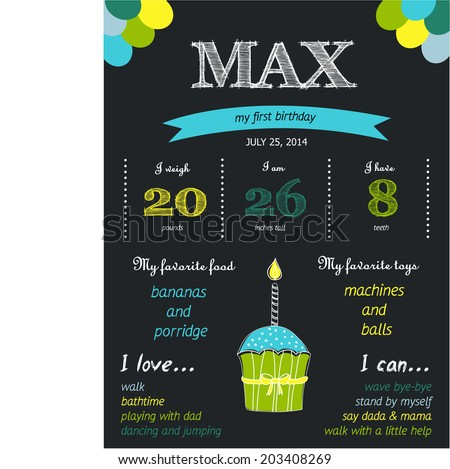 First Birthday Stock Photos, Royalty-Free Images & Vectors ...