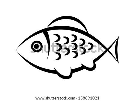 Fish Sketch Stock Images Royalty-Free Images U0026 Vectors | Shutterstock