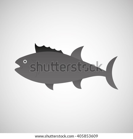 fish icon design