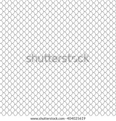 fish seamless pattern .Vector illustration. EPS 10. - stock vector