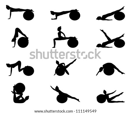 stock images similar to id 99722798  cartoon gymnastic