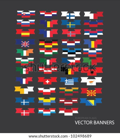 Flag banners