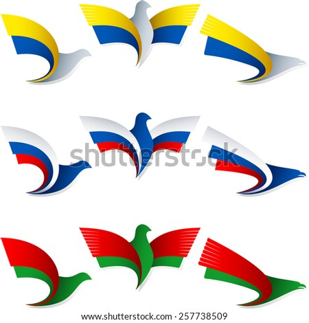 Russian Ukrainian Belorussian Hand 114