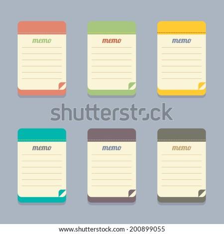 memo designs
