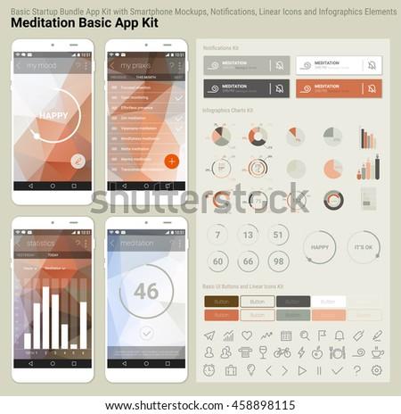 template app