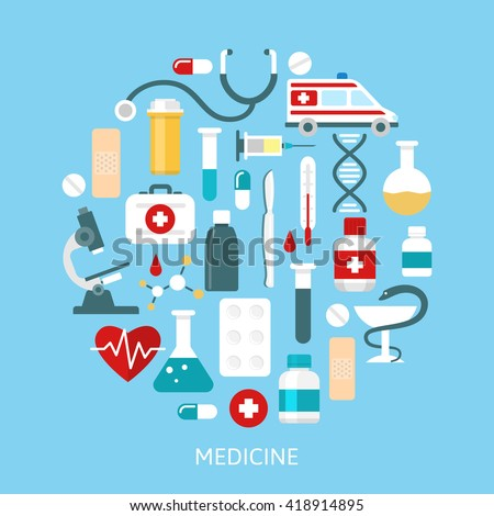 stock-vector-flat-medicine-poster-with-medical-accessories-in-the-middle-combined-to-round-shape-vector-418914895.jpg