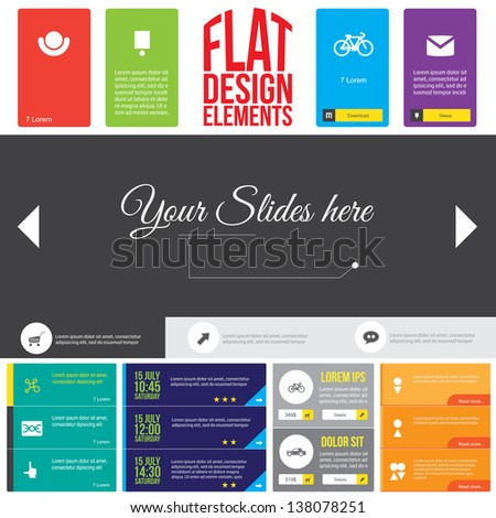 webpage design templates