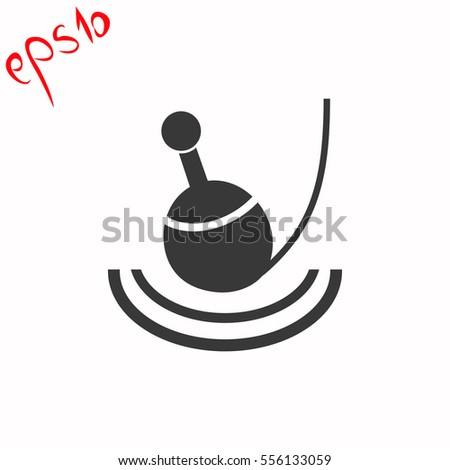 Monochrome Set Illustrations Spoon Soup Ladle Stock Vector