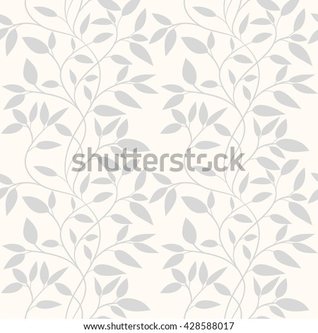 Floral Seamless Pattern Can Be Used For Wallpaper Website Background Textile Printing Hand