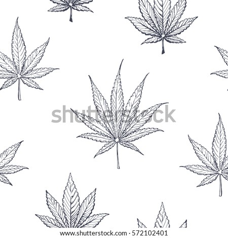 Template cards hemp stock vector 385849888 shutterstock for Weed leaf template
