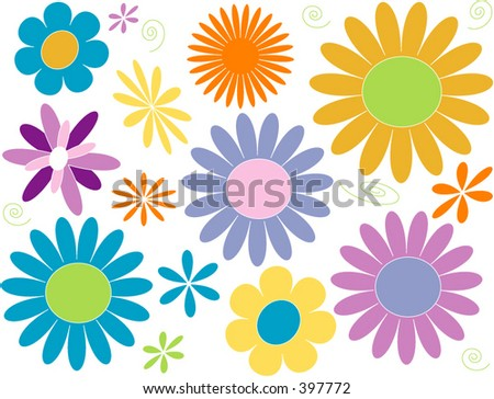 60s Flower Power Stock Images, Royalty-Free Images & Vectors ...