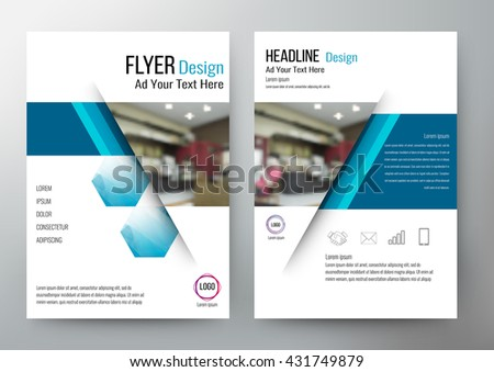 Flyer design Layout Template Vector Brochure. annual report flyer. book cover  layout flyer design. leaflet. Abstract presentation book cover. business brochure.  business magazine cover in A4 size.