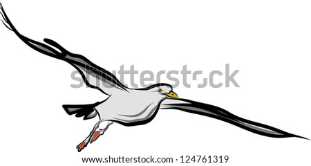 Flying_pigeon_speed_white Stock Photos, Royalty-Free Images ...