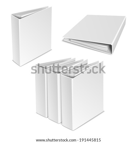 folder color vector icon organizing graphic - stock vector