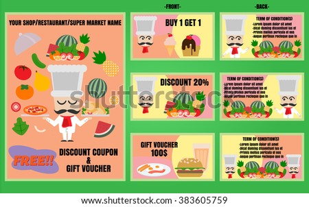 Meal Ticket Photos RoyaltyFree Images Vectors Shutterstock – Food Tickets Template