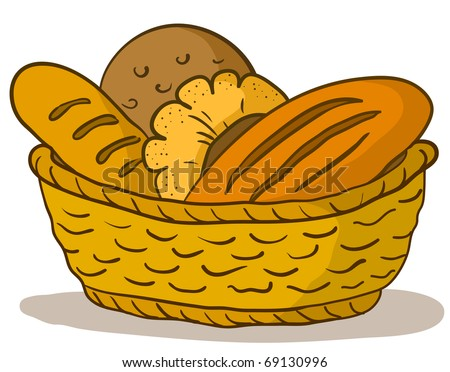 Cartoon Bread Stock Images Royalty Free Images Amp Vectors