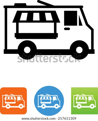 Food Truck Stock Images Royalty Free Vectors