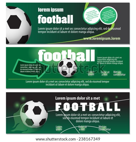 Football Flyer Stock Images, Royalty-Free Images & Vectors