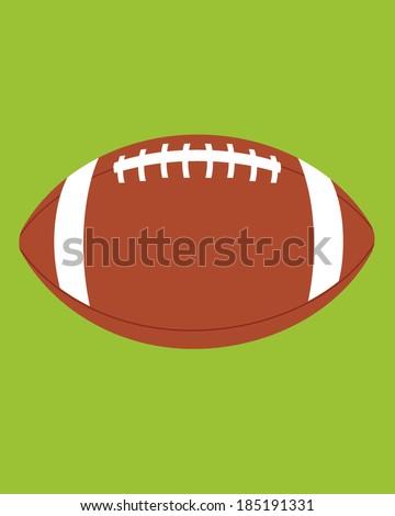 Football - Vector - stock vector