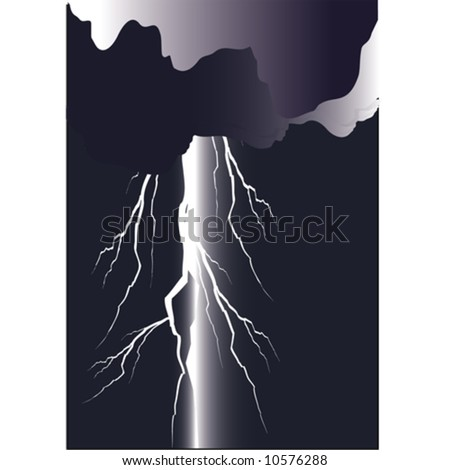 forked.vector image