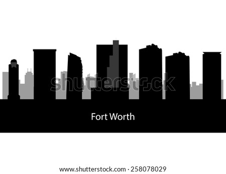 Downtown Fort Worth Stock Photos Royalty Free Images
