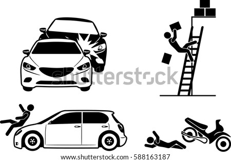 stock-vector-four-icons-for-accident-ins