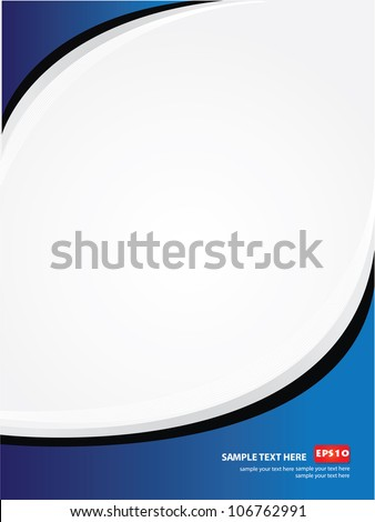 Frame for text,Vector - stock vector