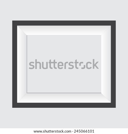 frame picture - stock vector