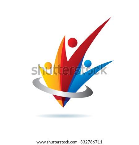 Freedom Icon - stock vector