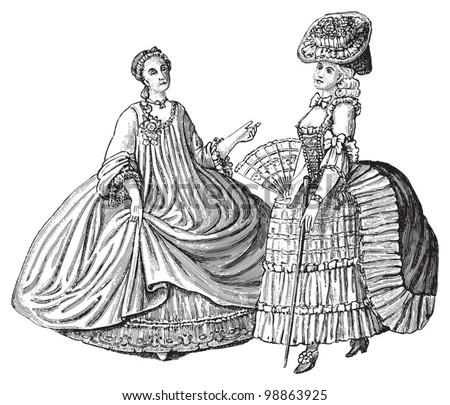 French woman fashion -...